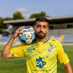 Oday Dabbagh é o mais recente reforço do FC Arouca