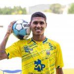 Antony é o mais recente reforço do FC Arouca