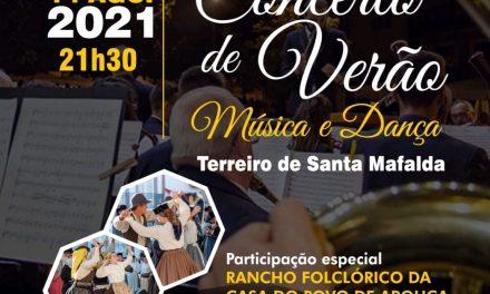 Banda Musical de Arouca vai realizar Concerto de Verão