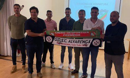 Já são conhecidos os trâmites do protocolo realizado entre a U.D de Fermêdo e o GDSC Alvarenga