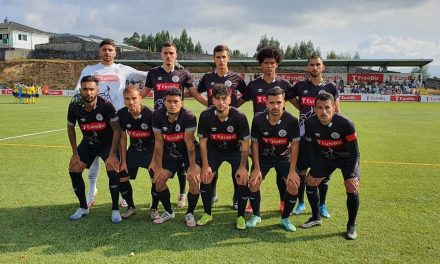 Alvarenga sai vitorioso no arranque do Campeonato de Portugal