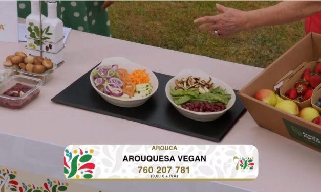 Arouquesa Vegan é pré-finalista das 7 Maravilhas da Nova Gastronomia