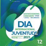 Arouca acolhe comemorações nacionais do Dia Internacional da Juventude 2021