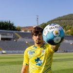 Tiago Araújo reforça o F. C. Arouca
