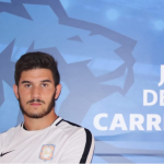 Ex jogador do FC Arouca Tomás Fontes já tem nova equipa