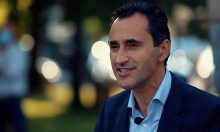 """""""Aldeias Digitais"""" é o programa que Vítor Carvalho quer implementar para fixar jovens em Arouca"""