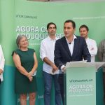 Vítor Carvalho apresenta equipa que o vai acompanhar na candidatura à Câmara de Arouca