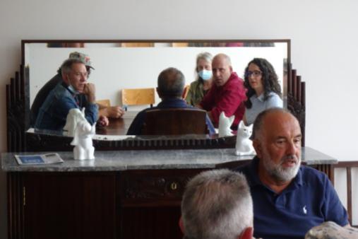 CDU visitou a Casa do Povo de Alvarenga