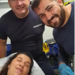 Bebé nasceu em ambulância dos Bombeiros de Castelo de Paiva