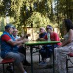 Comunicado   CDU visitou o parque de campismo do Merujal