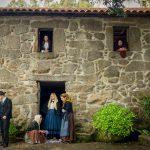 Ranchos folclóricos locais assinalam as Colheitas