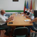 Comunicado   CDU visitou Associação Humanitária dos Bombeiros Voluntários de Arouca