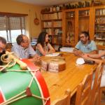 Comunicado   CDU reuniu com o Conjunto Etnográfico de Moldes