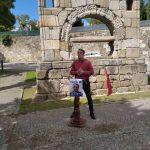 Partido Ergue-te formalizou a sua candidatura no passado sábado em frente ao Memorial de Santo António