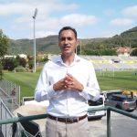 Comunicado   Estádio Municipal de Arouca vai ter pista de tartan