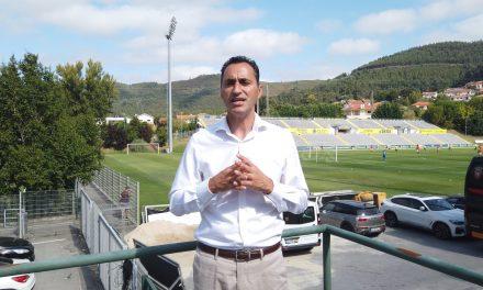 Comunicado | Estádio Municipal de Arouca vai ter pista de tartan