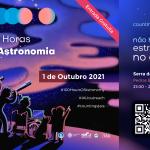Counting Stars promove observação astronómica nas Pedras Boroas