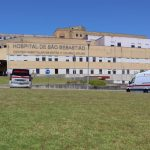 Programa de eficiência energética do Hospital da Feira já decorre com obras de requalificação das fachadas exteriores