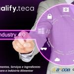 """AECOA promove sessão tecnológica do projeto """"Qualify.teca Académicos"""" e empresários discutem indústria 4.0"""