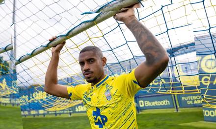 André Silva renova com o FC Arouca por mais 2 anos
