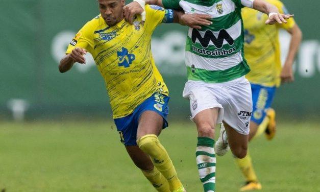 Arouca perde nos penaltis com o Leça Futebol Clube